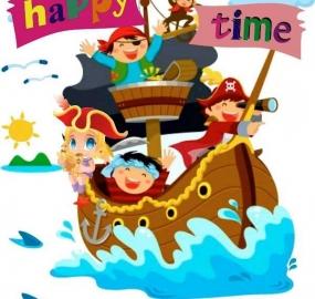 Loc de joaca Happy Time